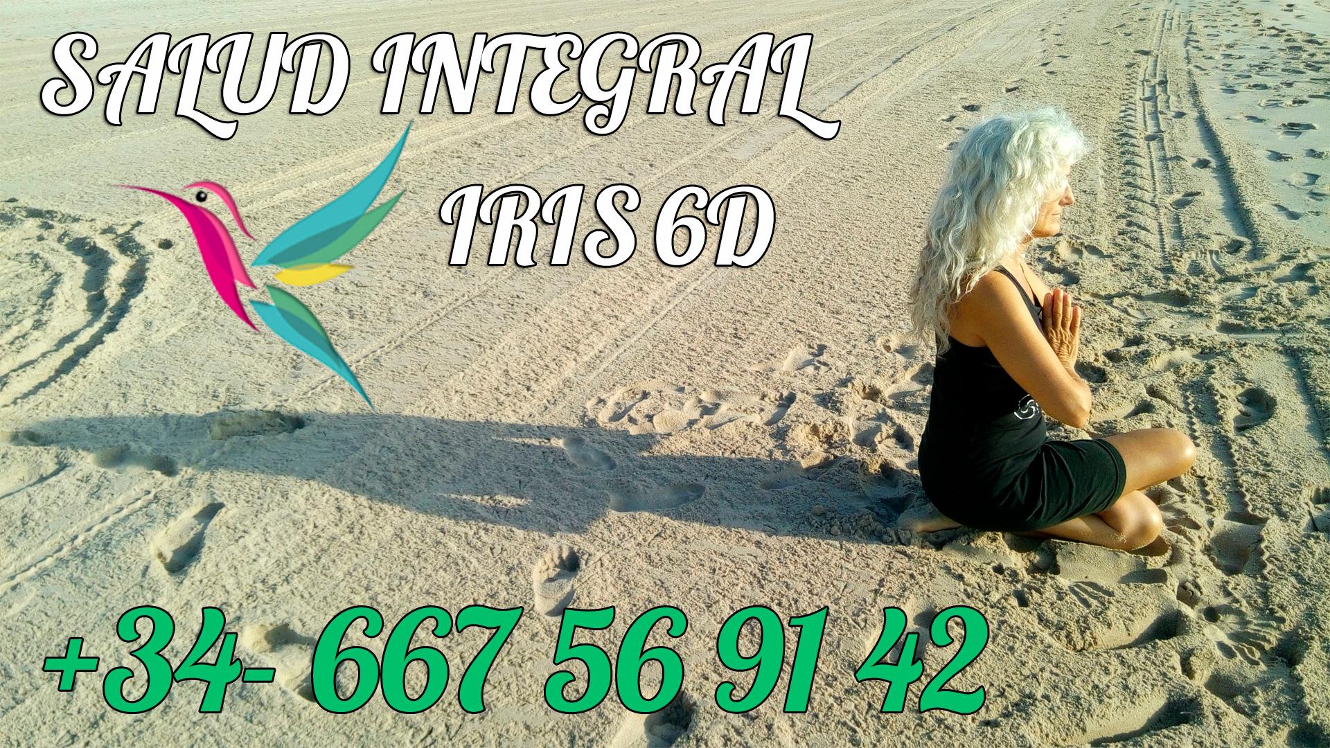 Salud Integral Iris 6D